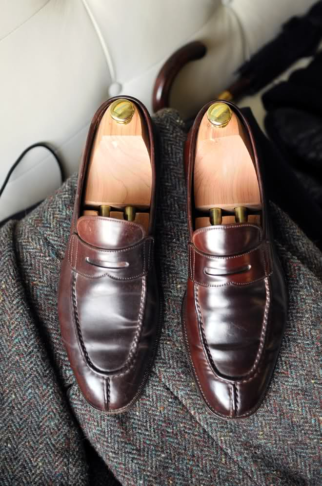 Conditioning Leather Shoes With Coconut Oil