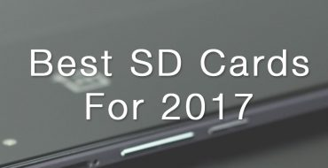 best sd cards 2017