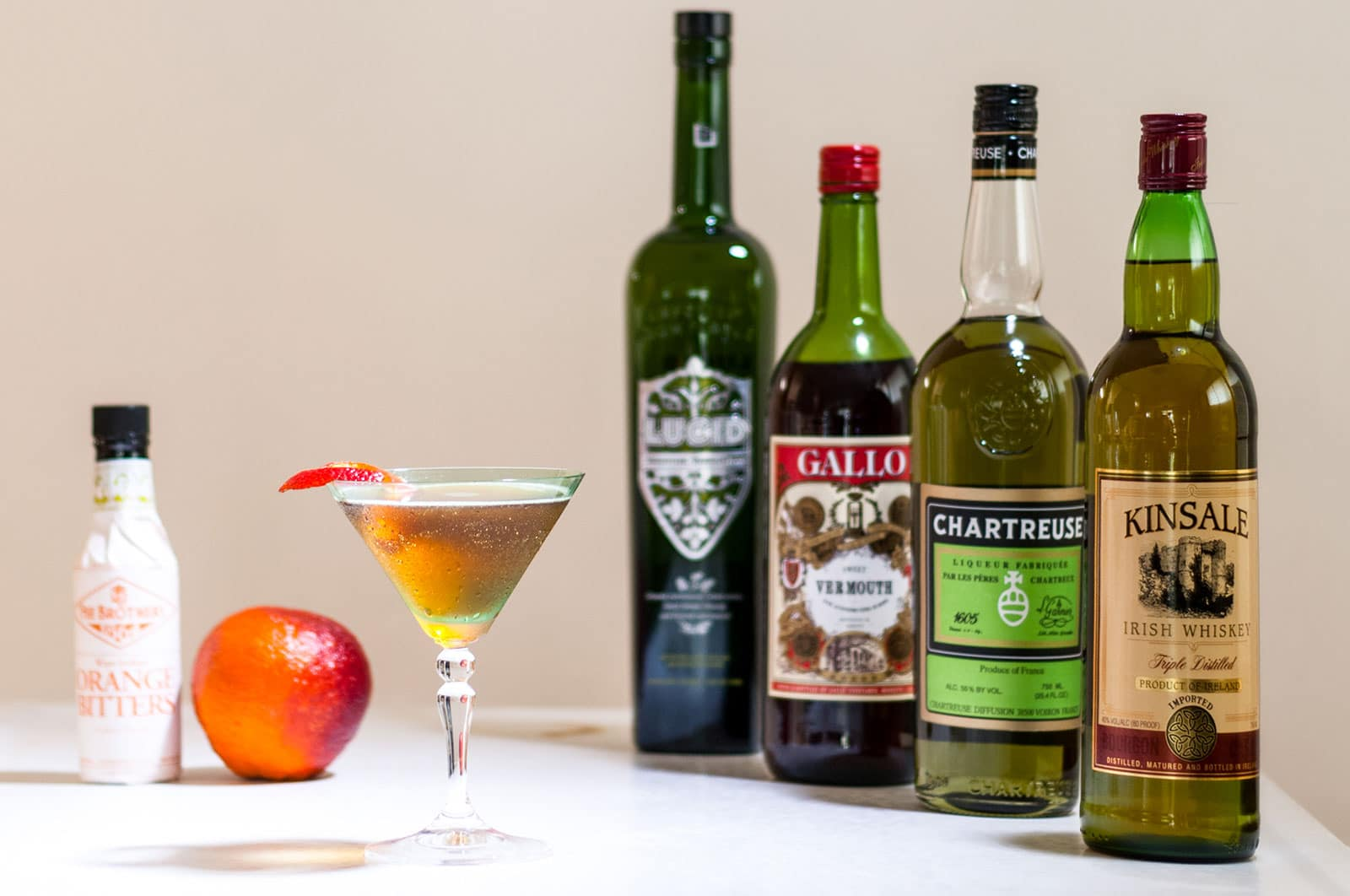 Happy Paddy S Manhattan Cocktail Recipe Mk Library