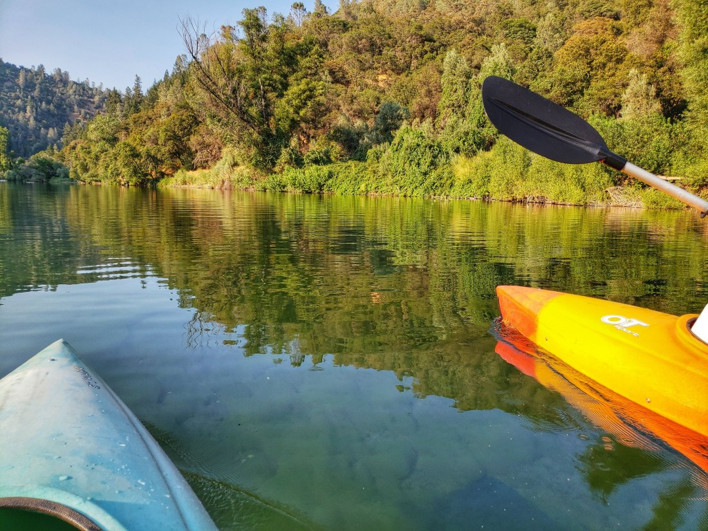 Lake Clementine - A Guide to Explore, Adventure, and Relax 2 Hidden on the North Fork of the American River in the Auburn State Recreation Area, Lake Clementine is one of the most beautifully serene kayaking spots I'