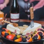Californian Aperitivo with Pinot Noir