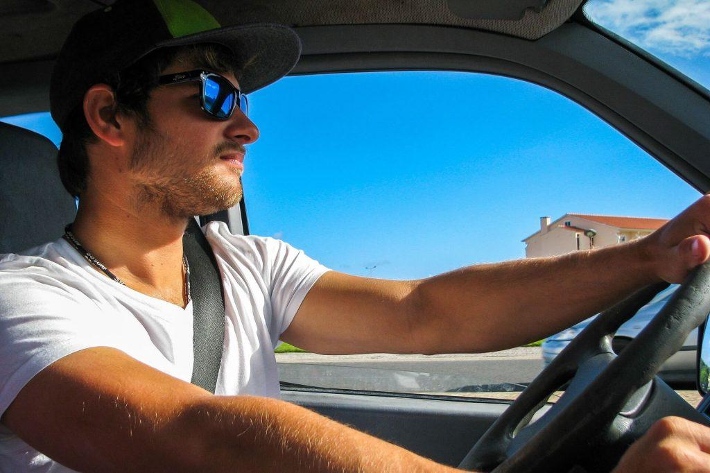Test drive the car