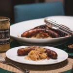 Braised Sauerkraut and Sausage Recipe