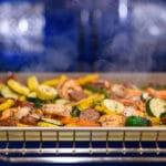 Roasted Cajun Shrimp and Sausage recipe